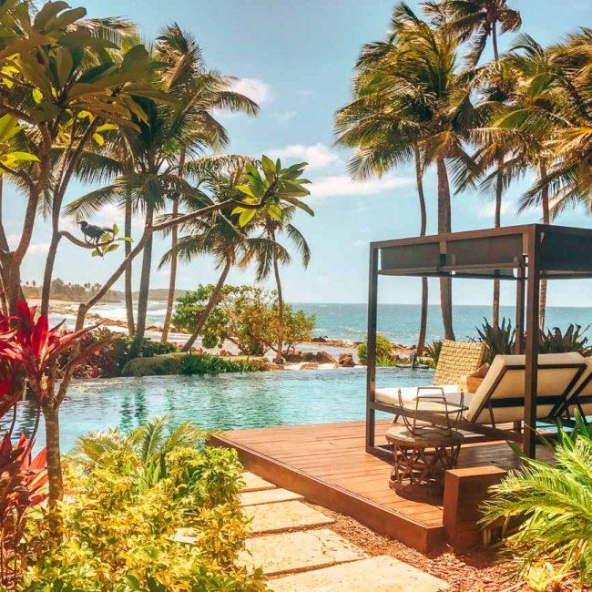 Ritz Carlton Reserve Dorado Beach Pool View
