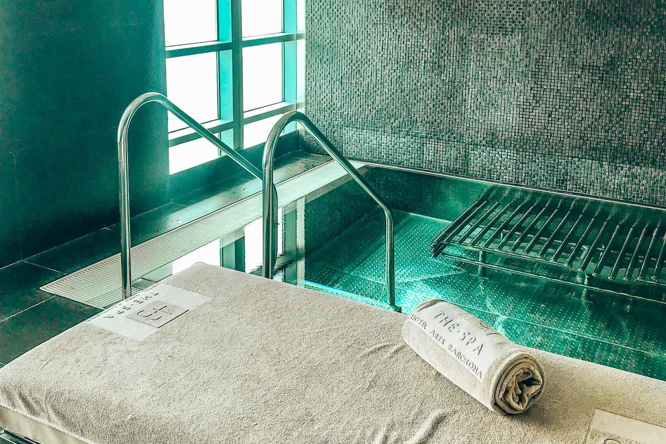 Hotel Arts Barcelona - Natura Bisse Spa