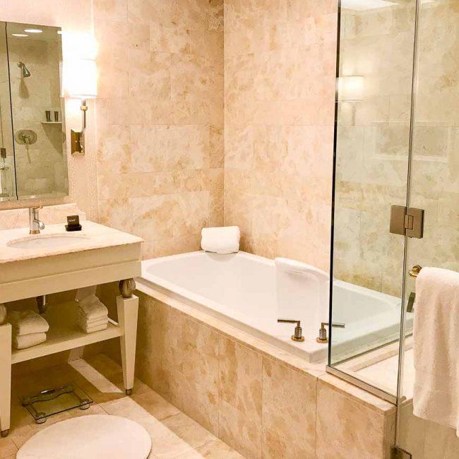 Wynn Las Vegas Bathroom
