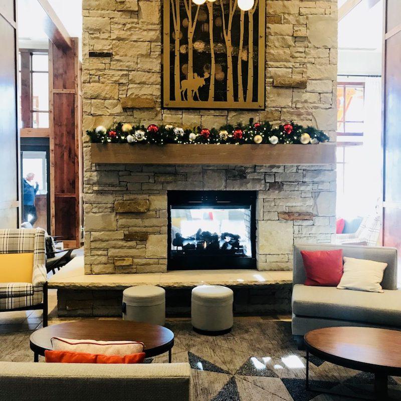 hyatt centric park city lobby