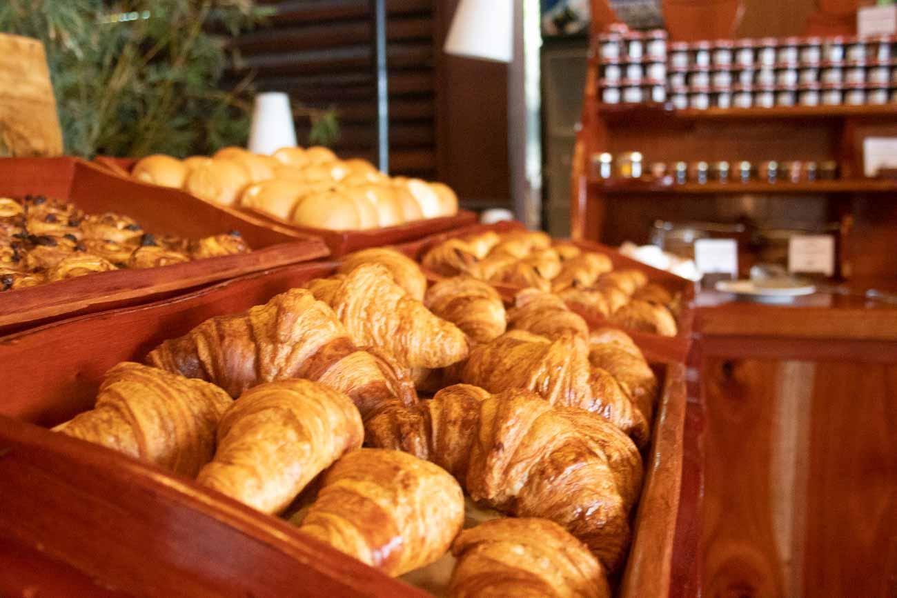 Sofitel Moorea breakfast