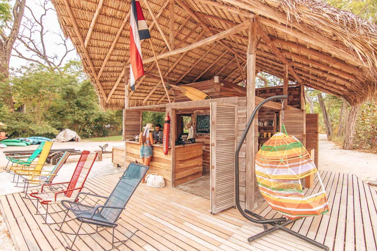 el mangroove costa rica activity hut
