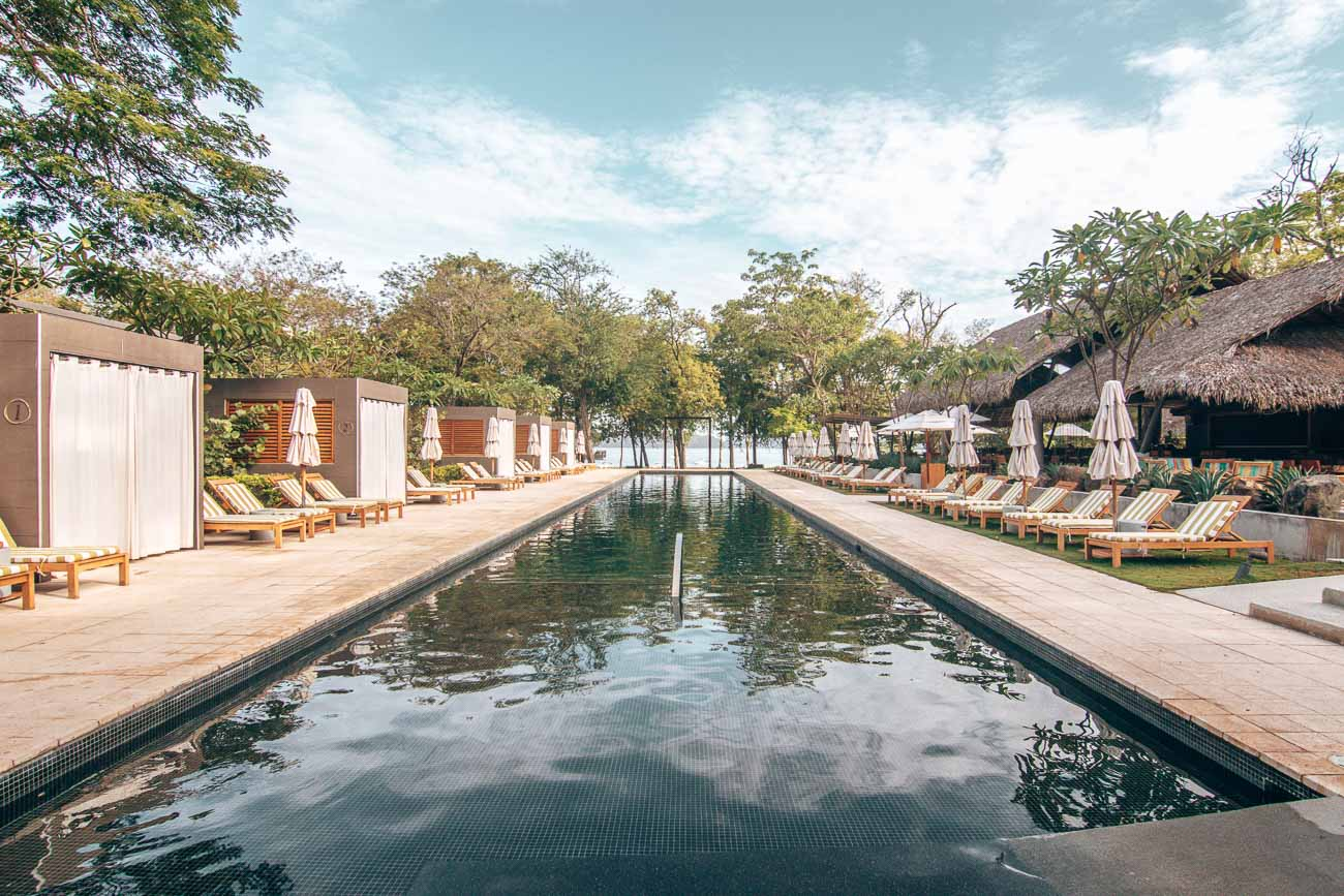 el mangroove costa rica pool
