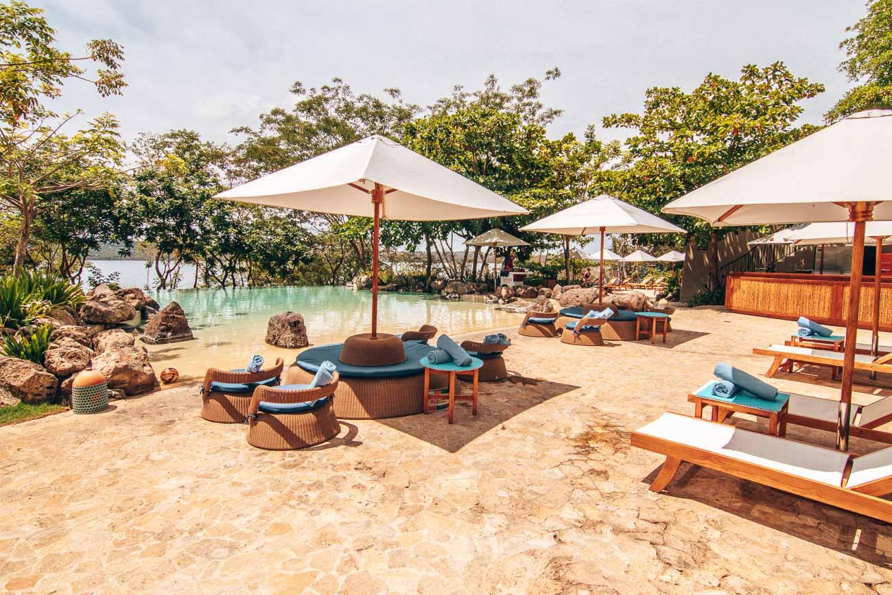 Andaz Costa Rica pool