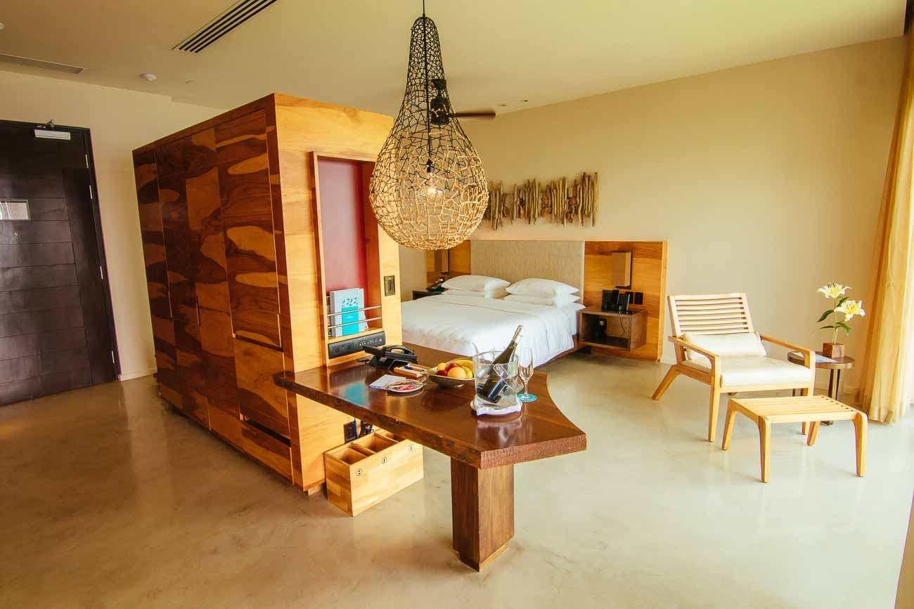 Andaz Papagayo King Room