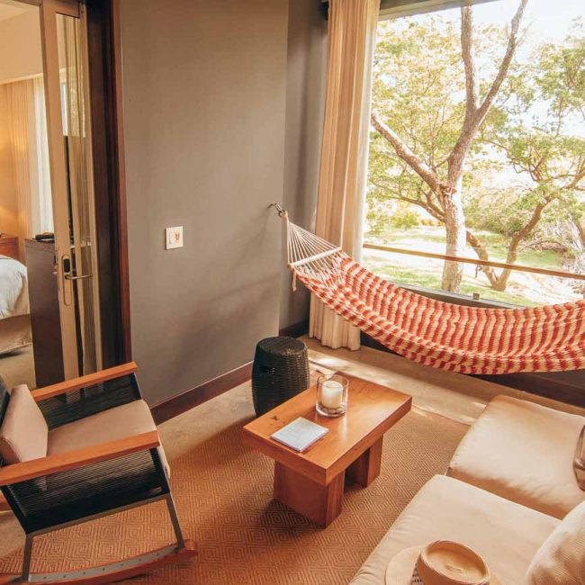 El Mangroove Living Room View