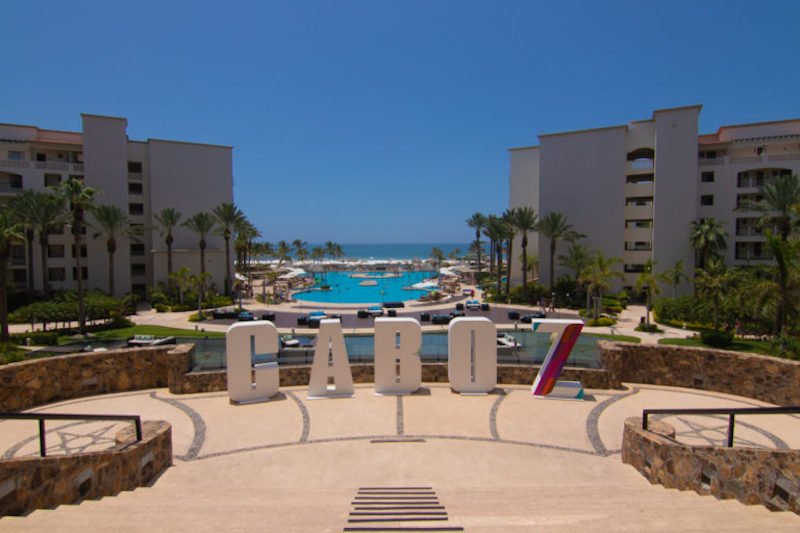 Hyatt Ziva Cabo property view