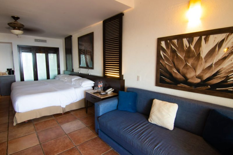 Hyatt Ziva Cabo king room
