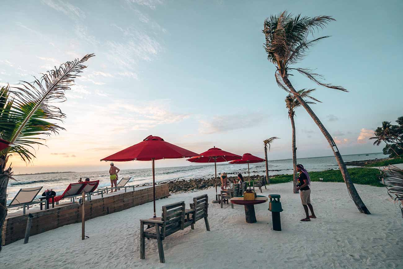 sundowners niyama Maldives
