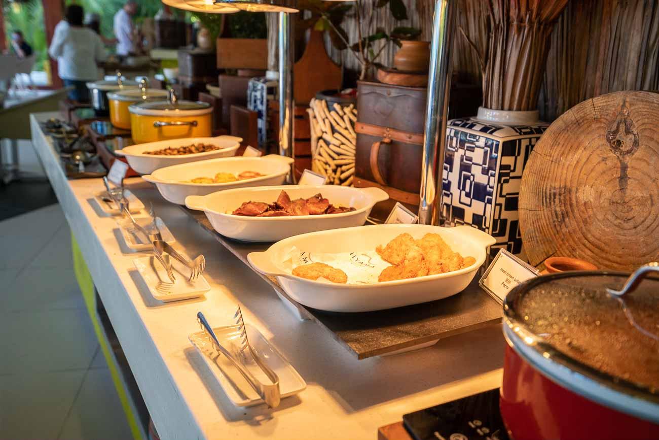 breakfast niyama maldives