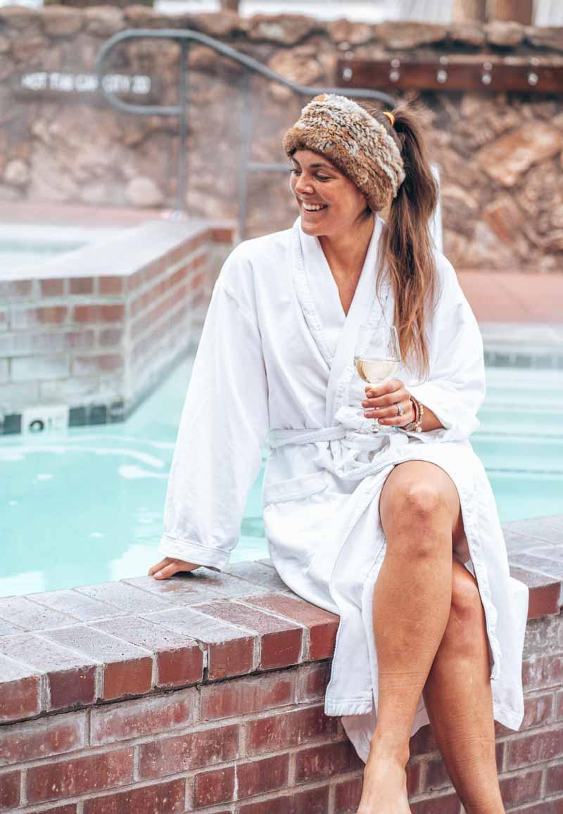 hot tub hotel azure lake tahoe