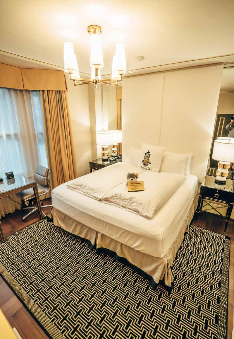 king room staypineapple san francisco