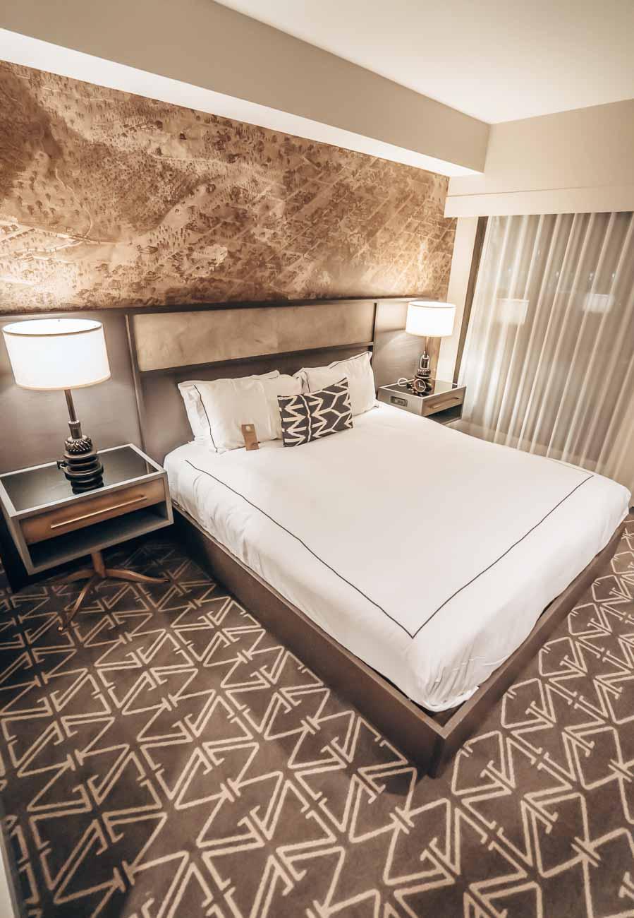 lakeview spa suite kimpton van zandt austin