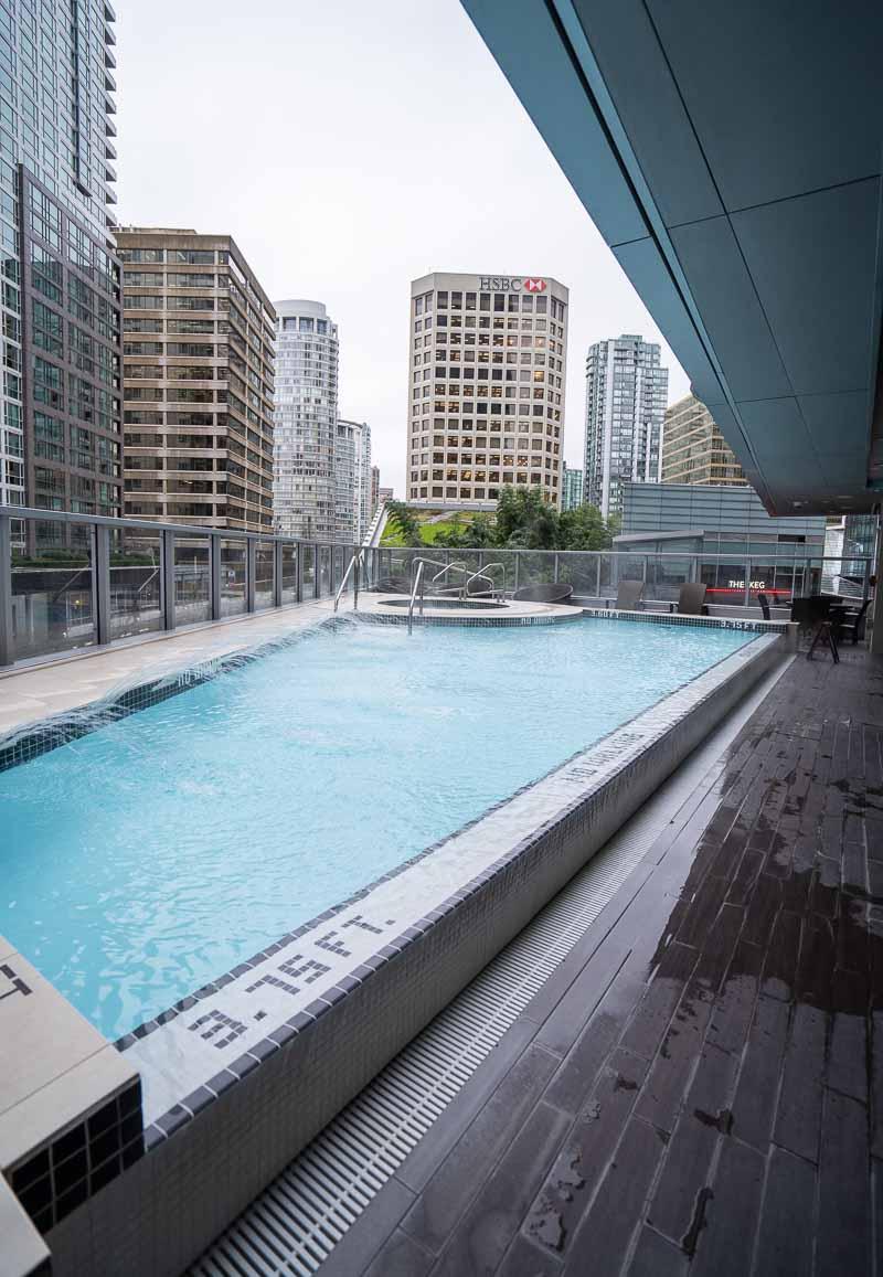 pool shangri-la vancouver