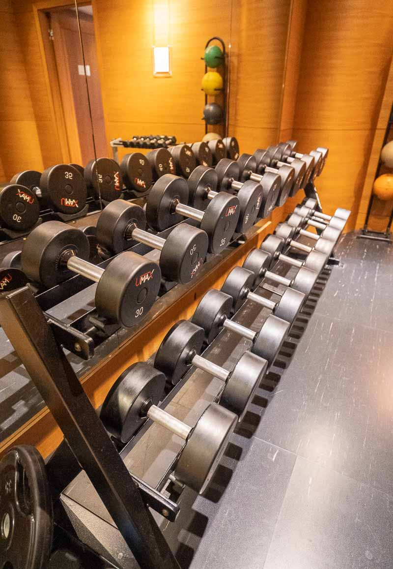 fitness center shangri-la vancouver