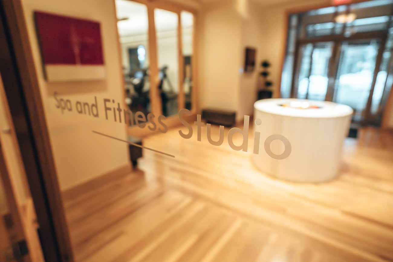 fitness center four seasons whistler