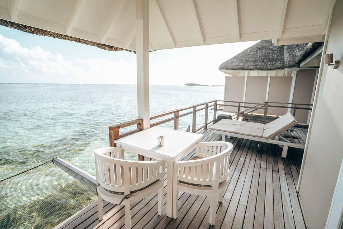 Water Villa Lux South Ari Maldives