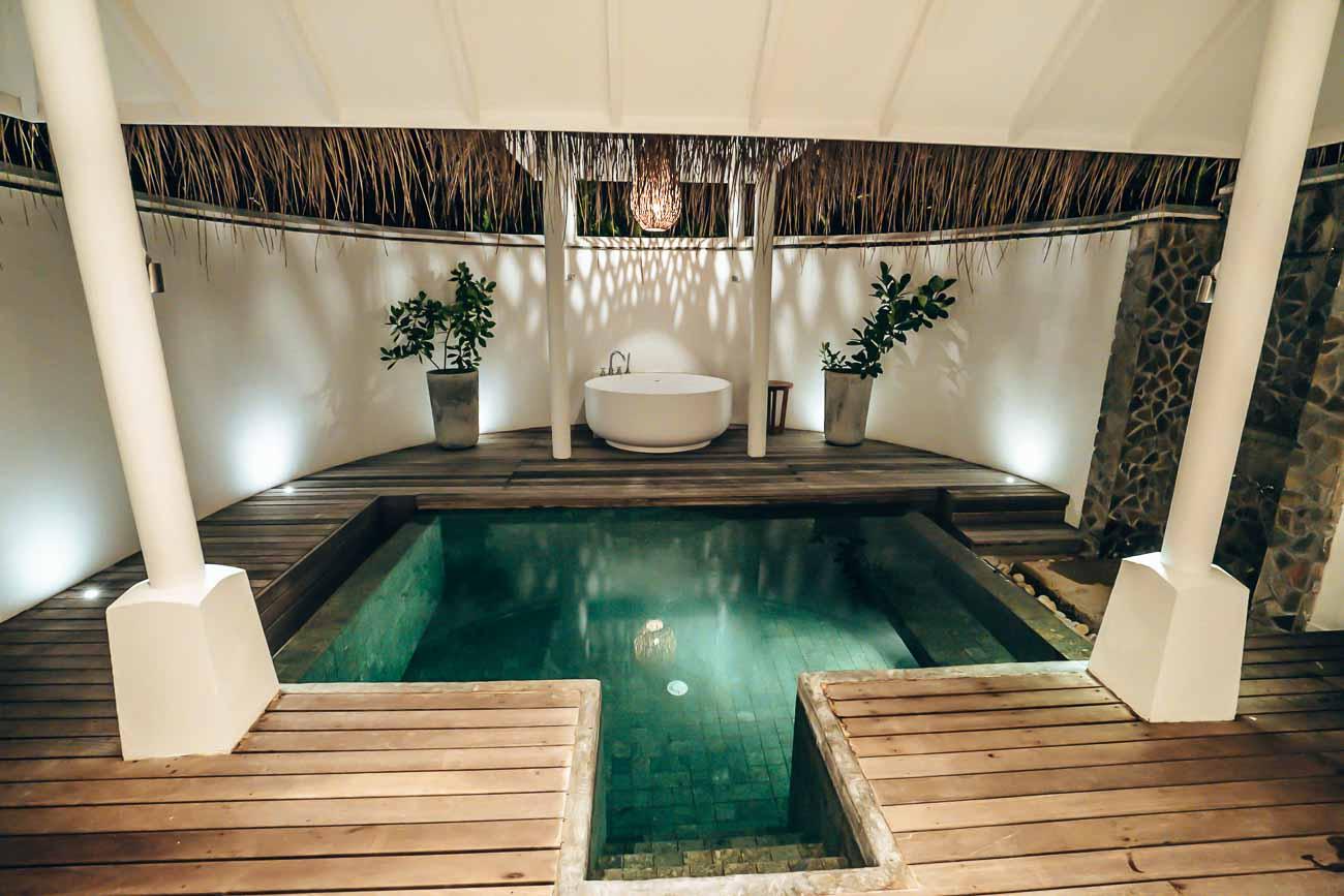 Beach Pool Villa Lux South Ari Maldives
