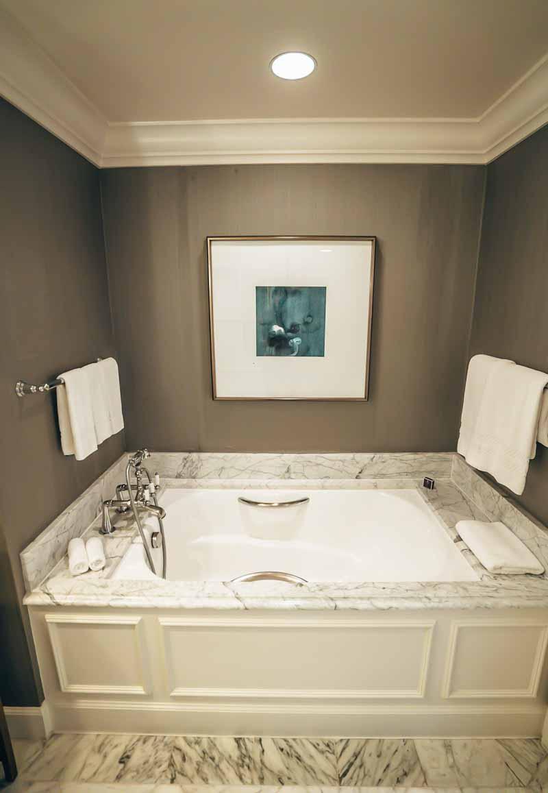 Ritz Carlton Half Moon Bay king room