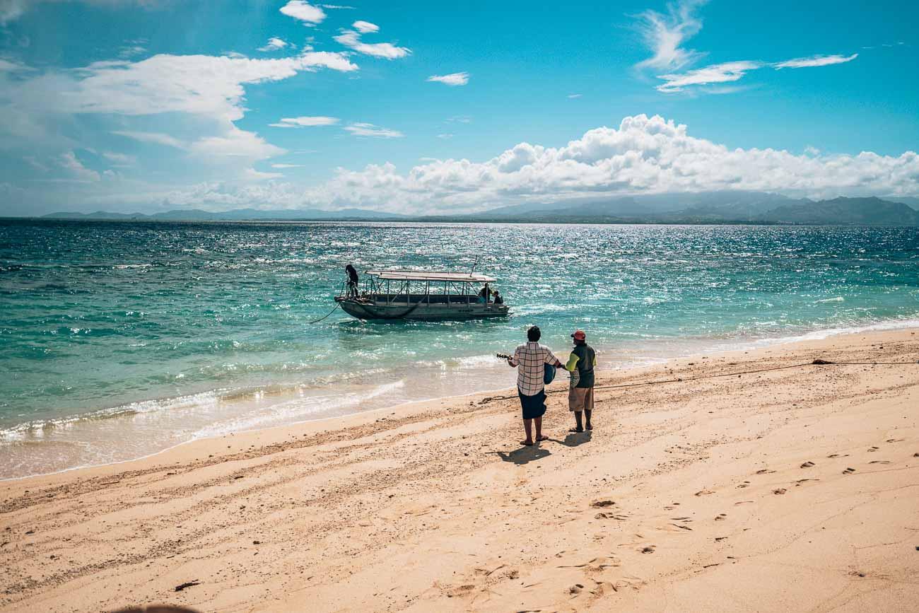 Serenity Island Singing