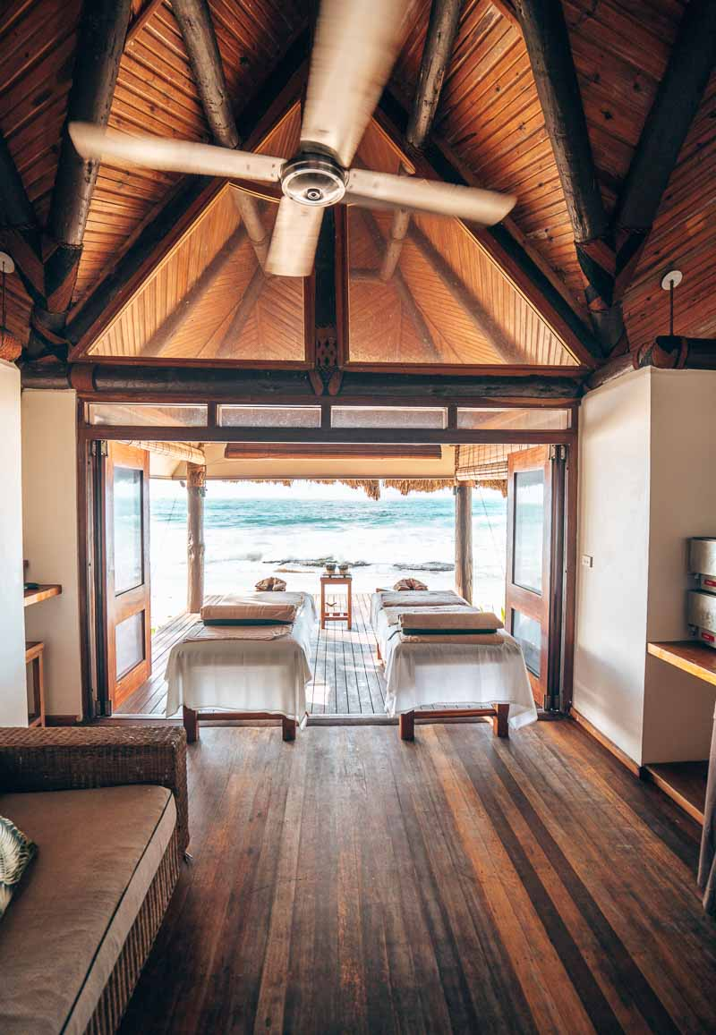 spa Yasawa Island Resort