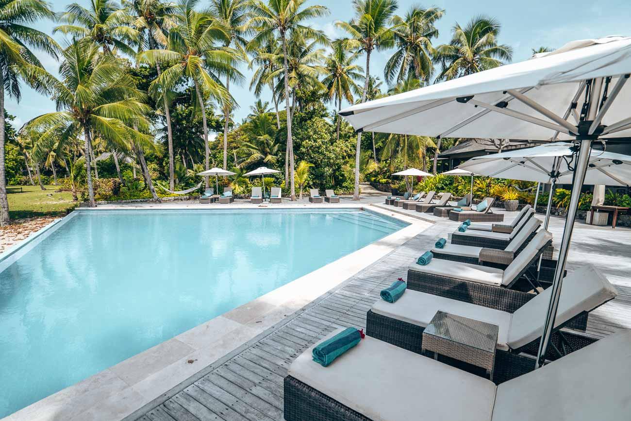 pool Yasawa Island Resort