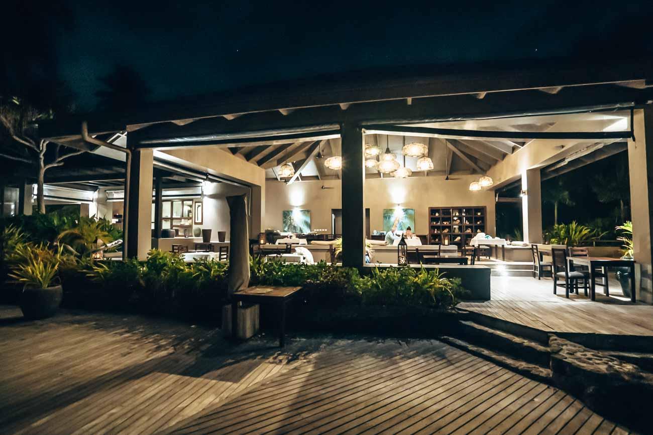 restaurant Yasawa Island Resort