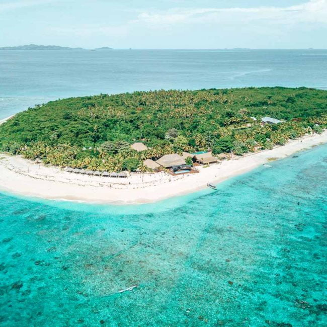Serenity Island View
