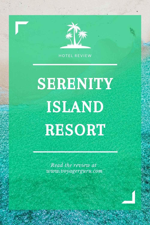 serenity island resort fiji pin 2
