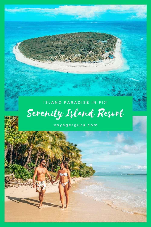 serenity island resort fiji pin 4