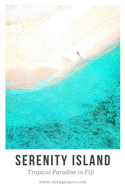 serenity island resort fiji pin 5