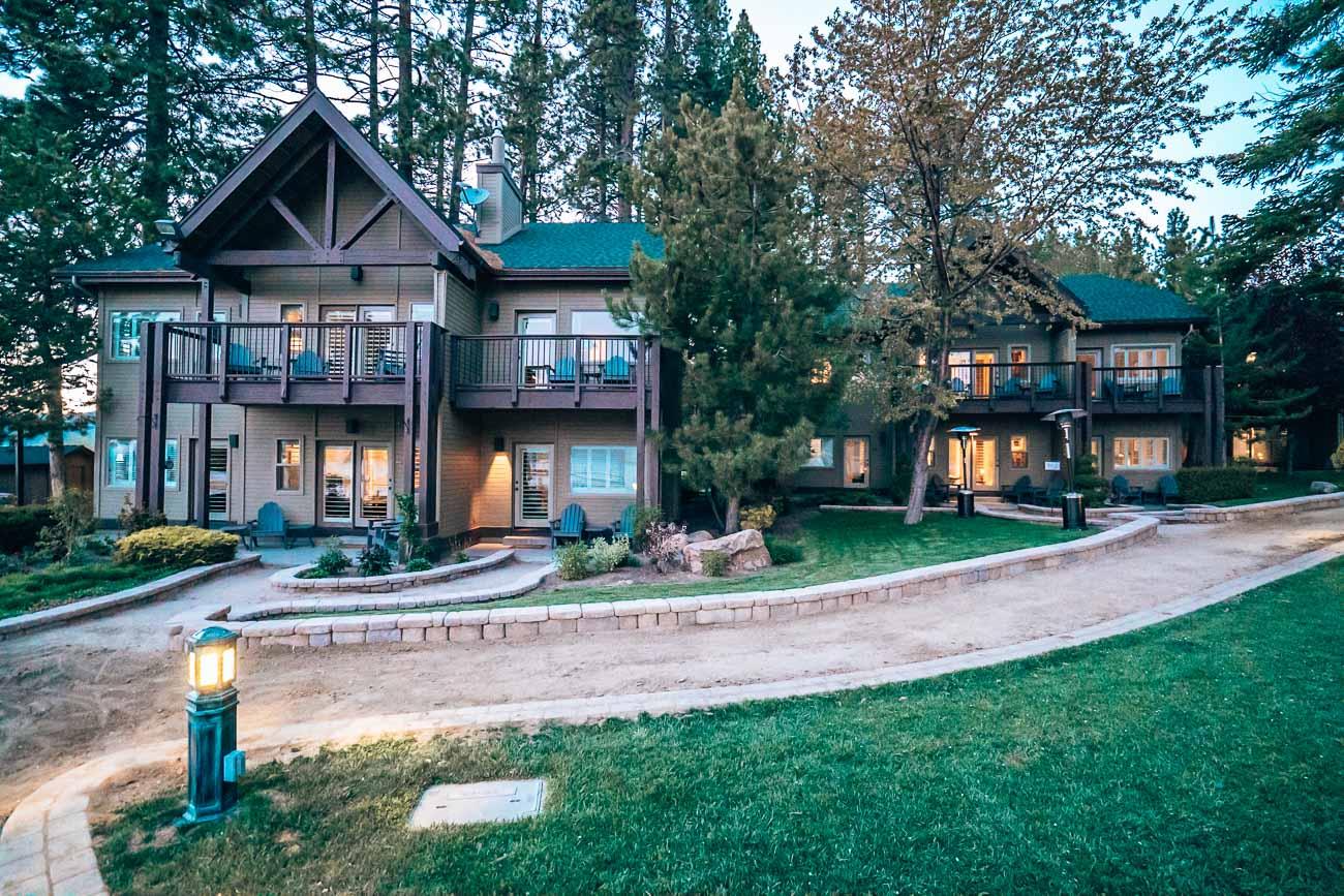 cottages Hyatt Regency Lake Tahoe