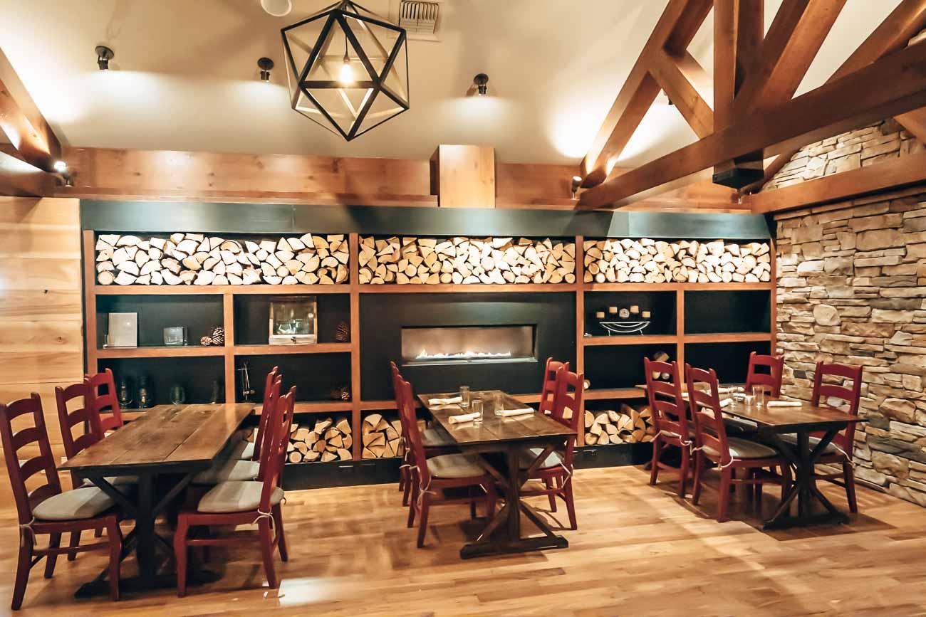 dining at Hyatt Regency Lake Tahoe
