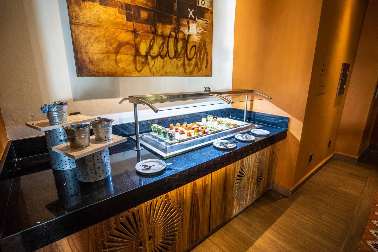 Ziva Puerto Vallarta Club Lounge