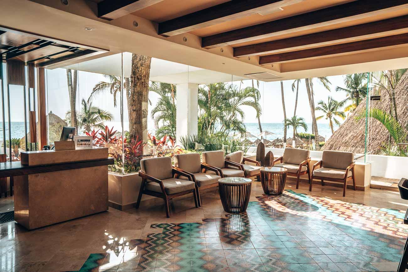 Ziva Puerto Vallarta Club Lobby