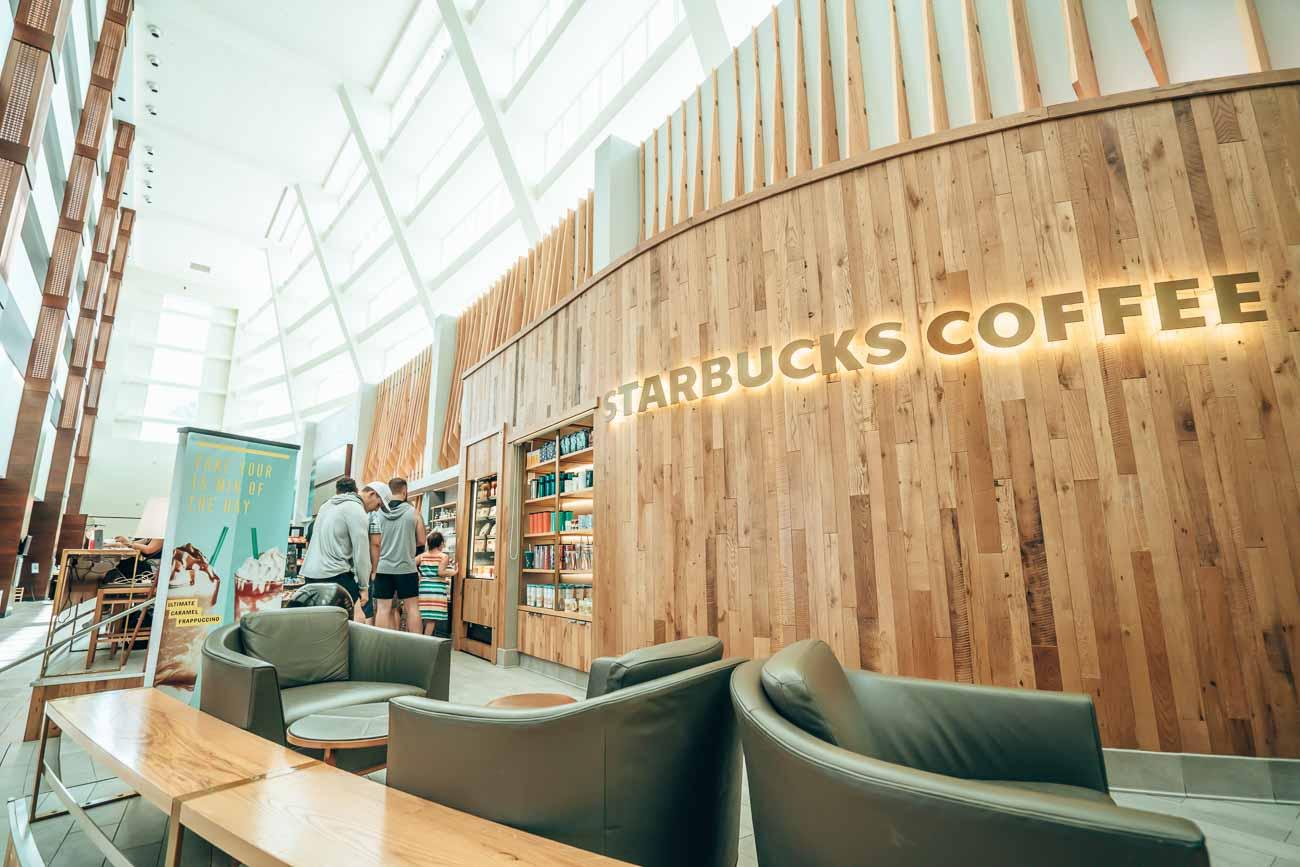 Starbucks Marriott Aruba
