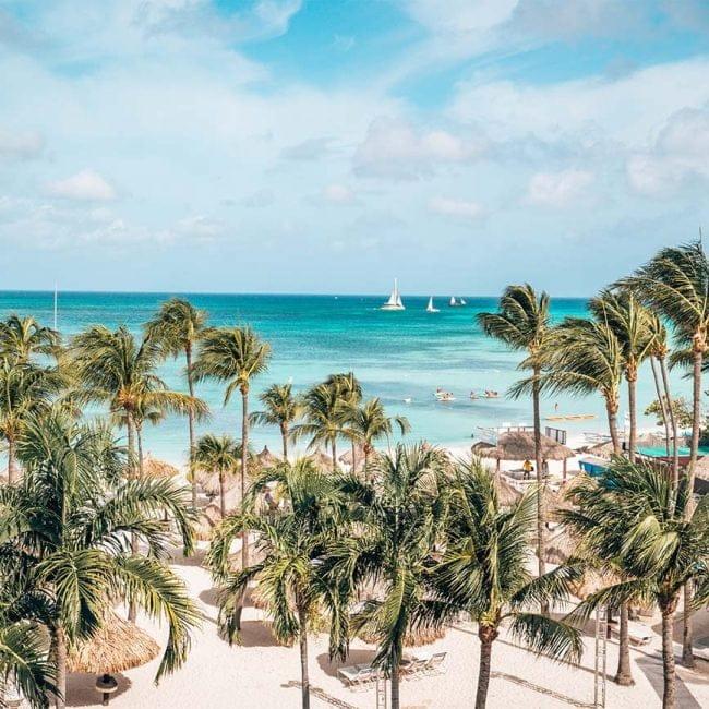 Marriott Stellaris Aruba Room View