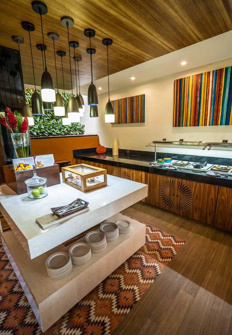 hyatt ziva puerto vallarta dining club lounge