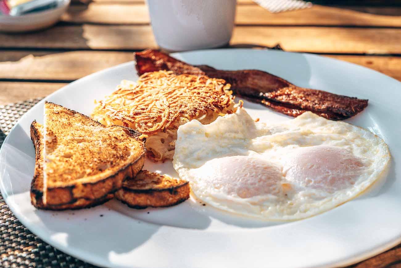 Breakfast at Carneros