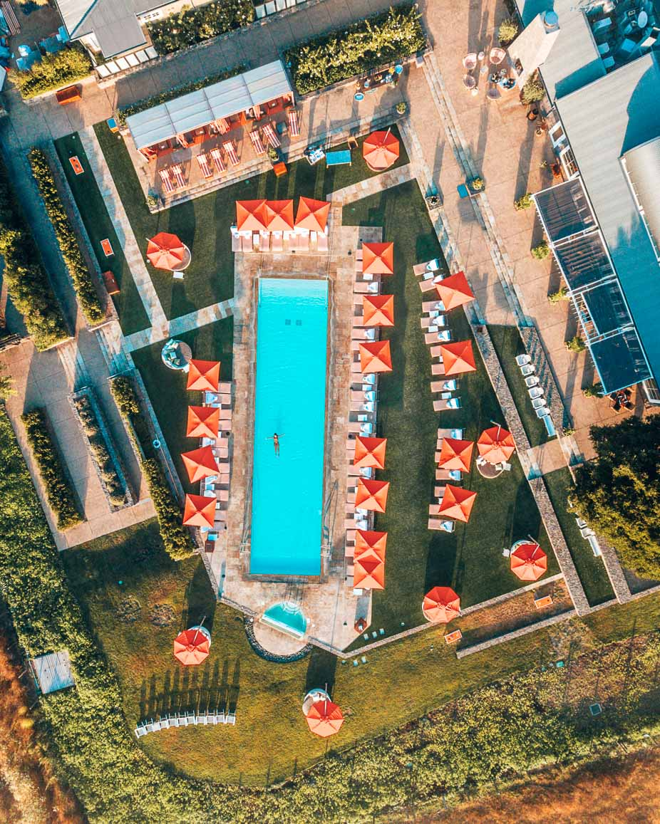 Pool at Carneros Resort