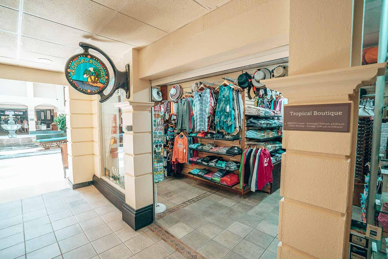 Lobby at Barcelo Aruba