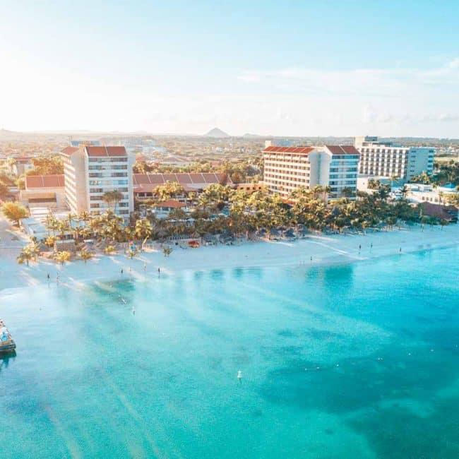 Barcelo Aruba View
