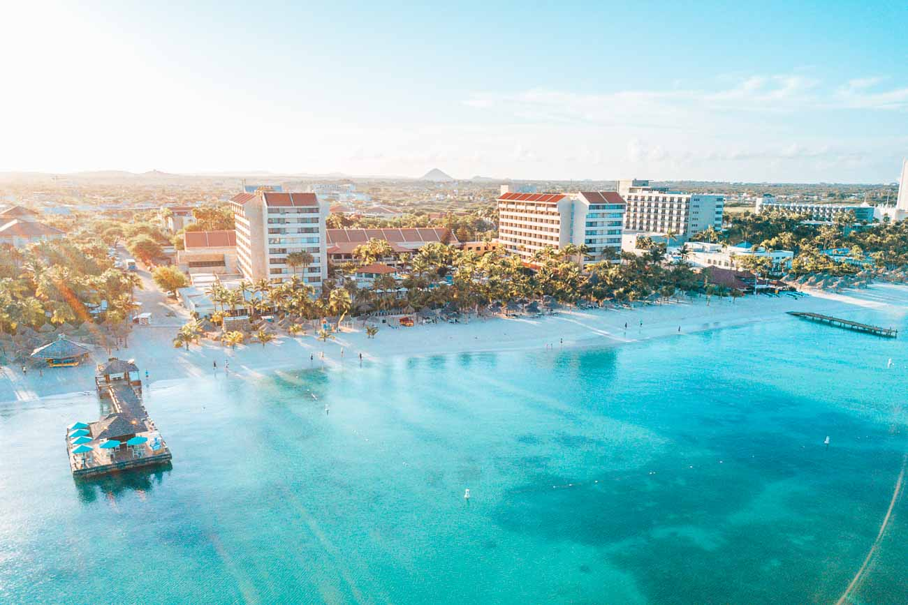 Barcelo Aruba View