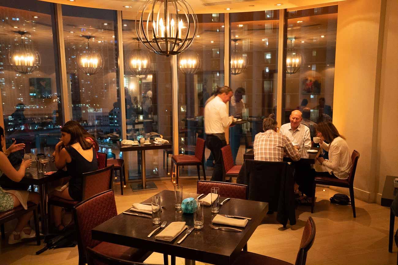 Area 31 Miami Dinner