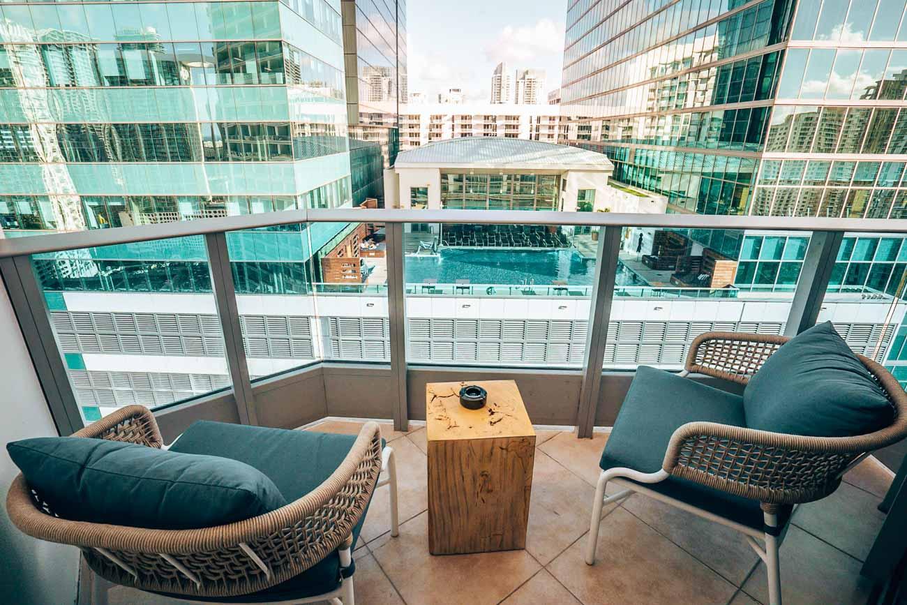 City View Junior Suite Epic Miami