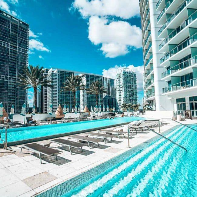 Kimpton EPIC Miami Pool