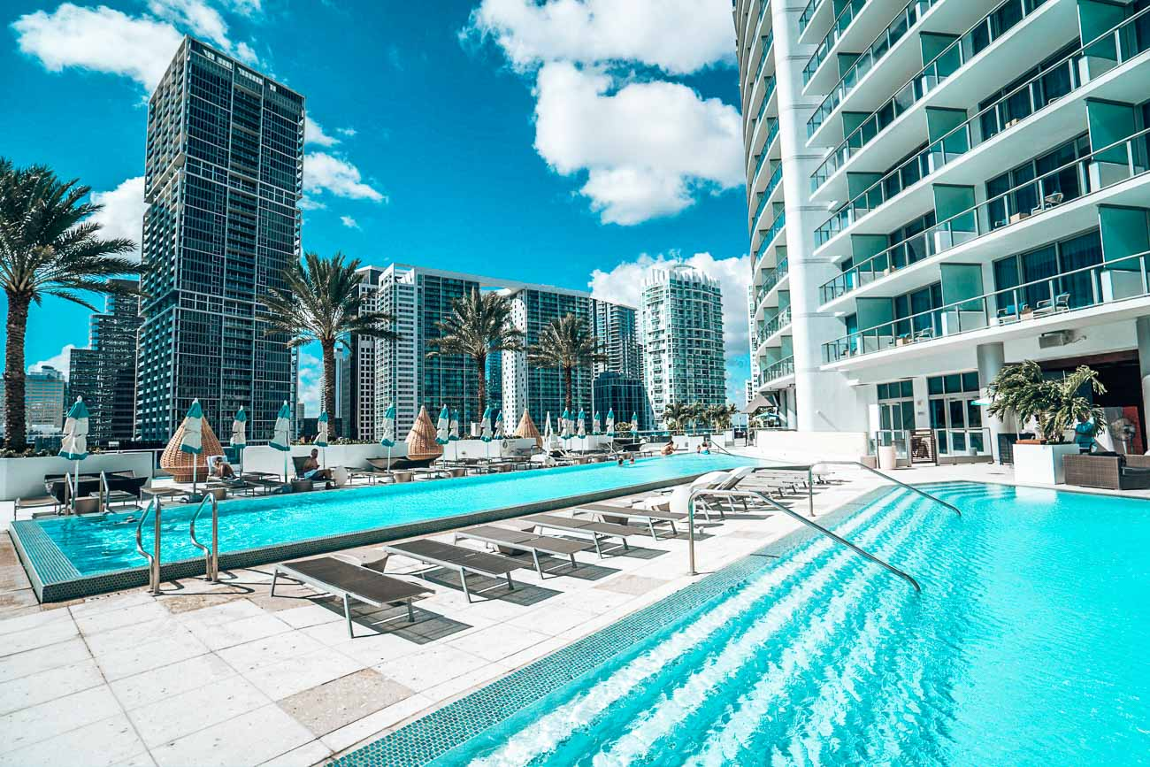 Kimpton EPIC Miami Pool