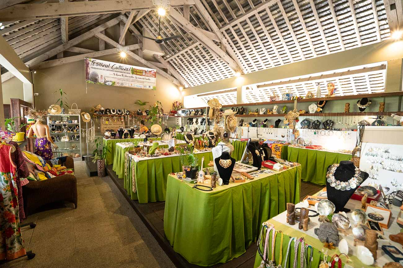 shop at tahiti pearl beach resort