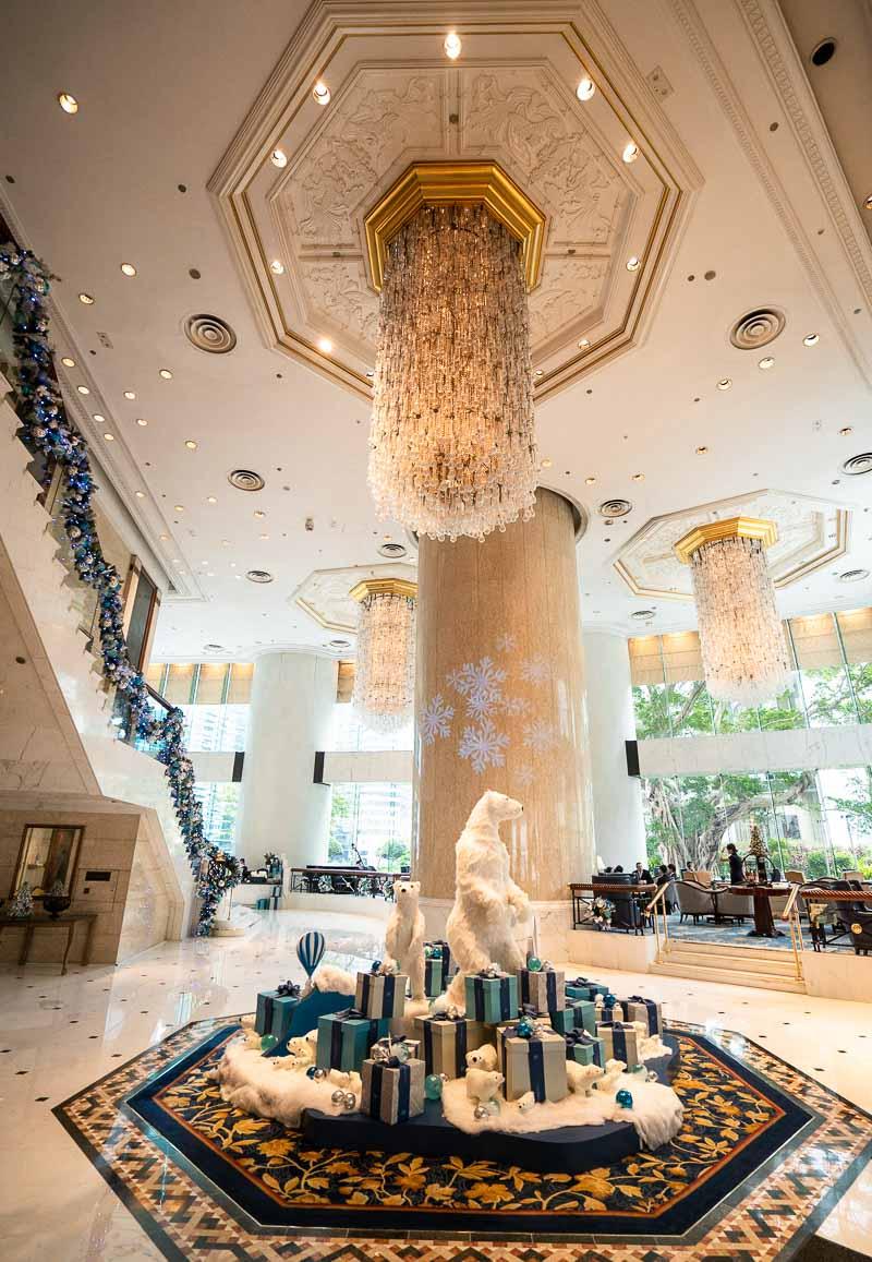 Hong Kong Shangri-La Lobby