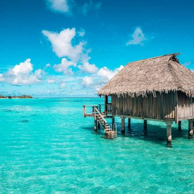 Luxury Horizon Overwater Bungalow